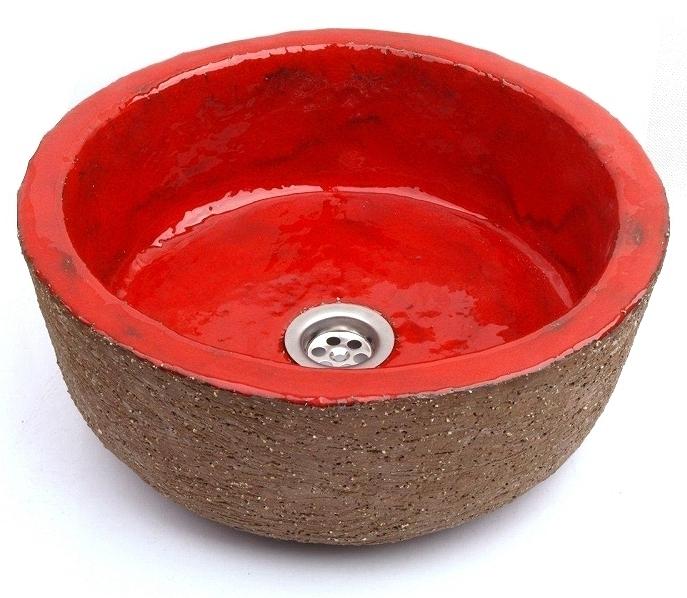 Ida   Stylish Red Sink